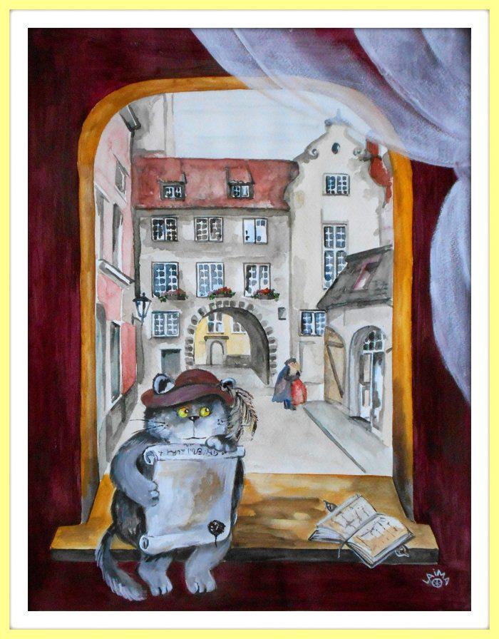 Шведские ворота (серия Сказки Риги)
